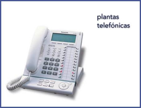 Planta telefonica